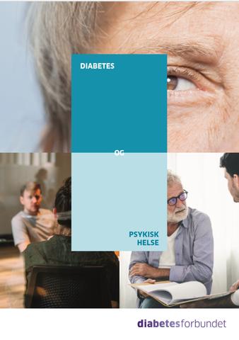 Bilde av Diabetes og psykisk helse