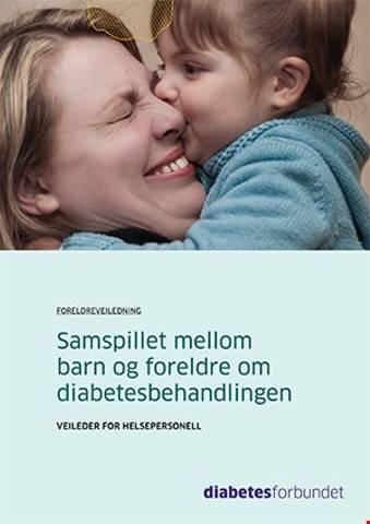 Bilde av Foreldreveiledning - for helsepersonell - LAST NED DIGITAL FIL